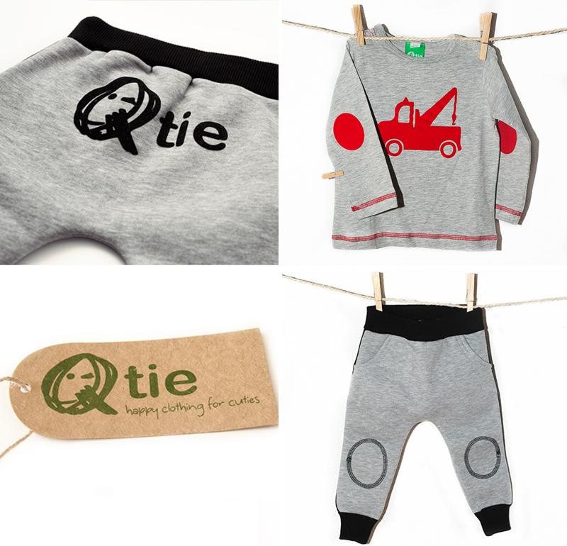 Qtie l Looking cute in Qtie babykleding en kinderkleding