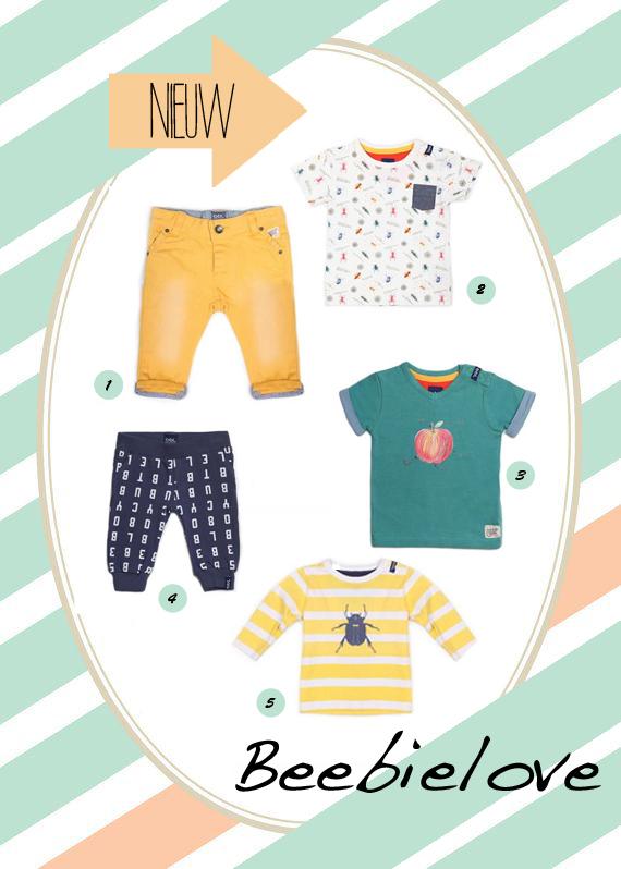 beebielove nieuwe collectie, beebielove zomer 2015, zomerkleding voor baby's, hippe babykleding, baby jongen, baby boy