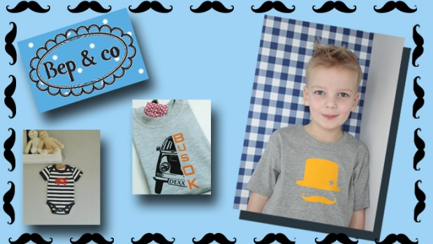 bep en co, review bedrukte kindershirts, boyslabel