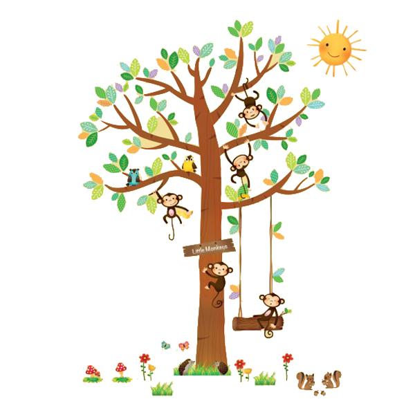 Wil je nog wat meer muursticker bomen zien? Kijk dan op deze website ...