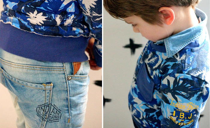 review indian blue jeans, stoer kledingmerk jongens, indian blue jeans kinderkleding