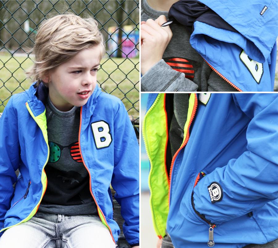 Bellaire kinderjassen, Bellaire kleding, Bellaire zomerjassen, leuke zomerjas voor jongens