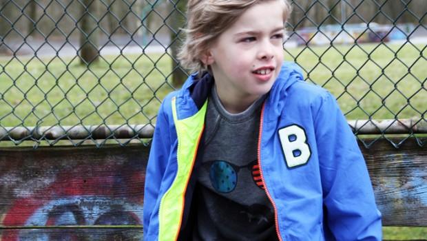 Bellaire kinderjassen, Bellaire zomerjas, leuke zomerjas voor jongens