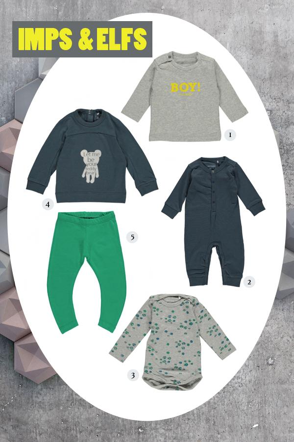 Nieuwe collectie Imps en Elfs zomer 2015 l Babykleding