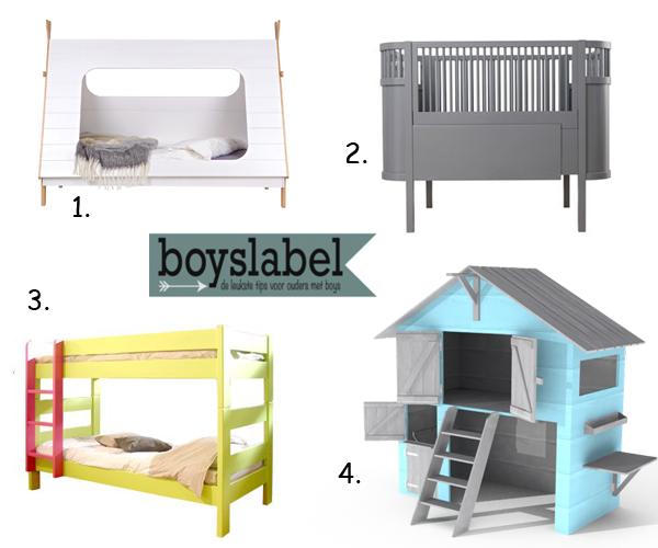 Kinderkamer meubels, jongensbedden, bijzondere kinderbedden, leuke ...