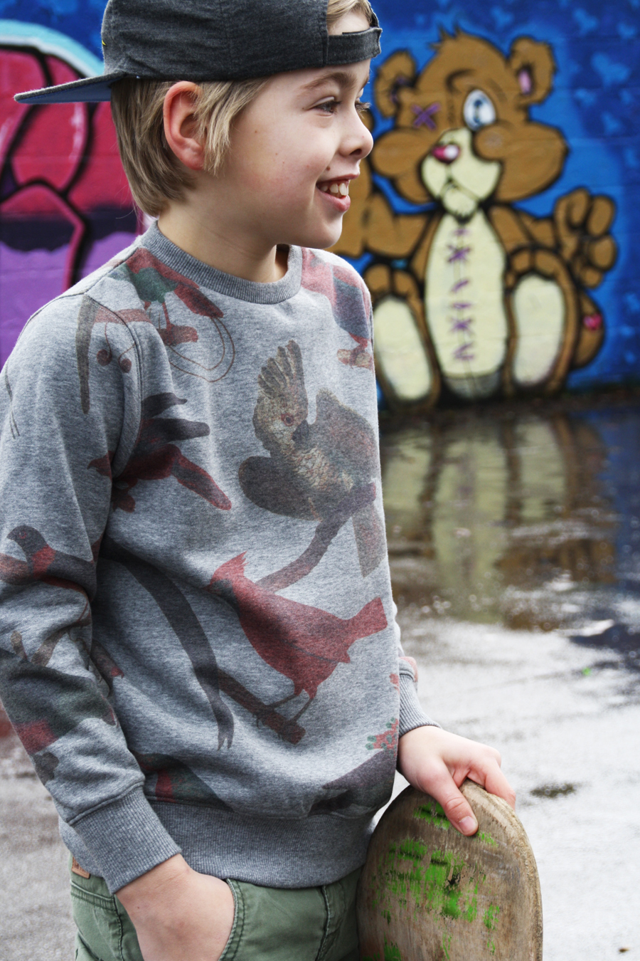 Penfield kinderkleding, penfield sweater voor jongens, tropical trend kindermode