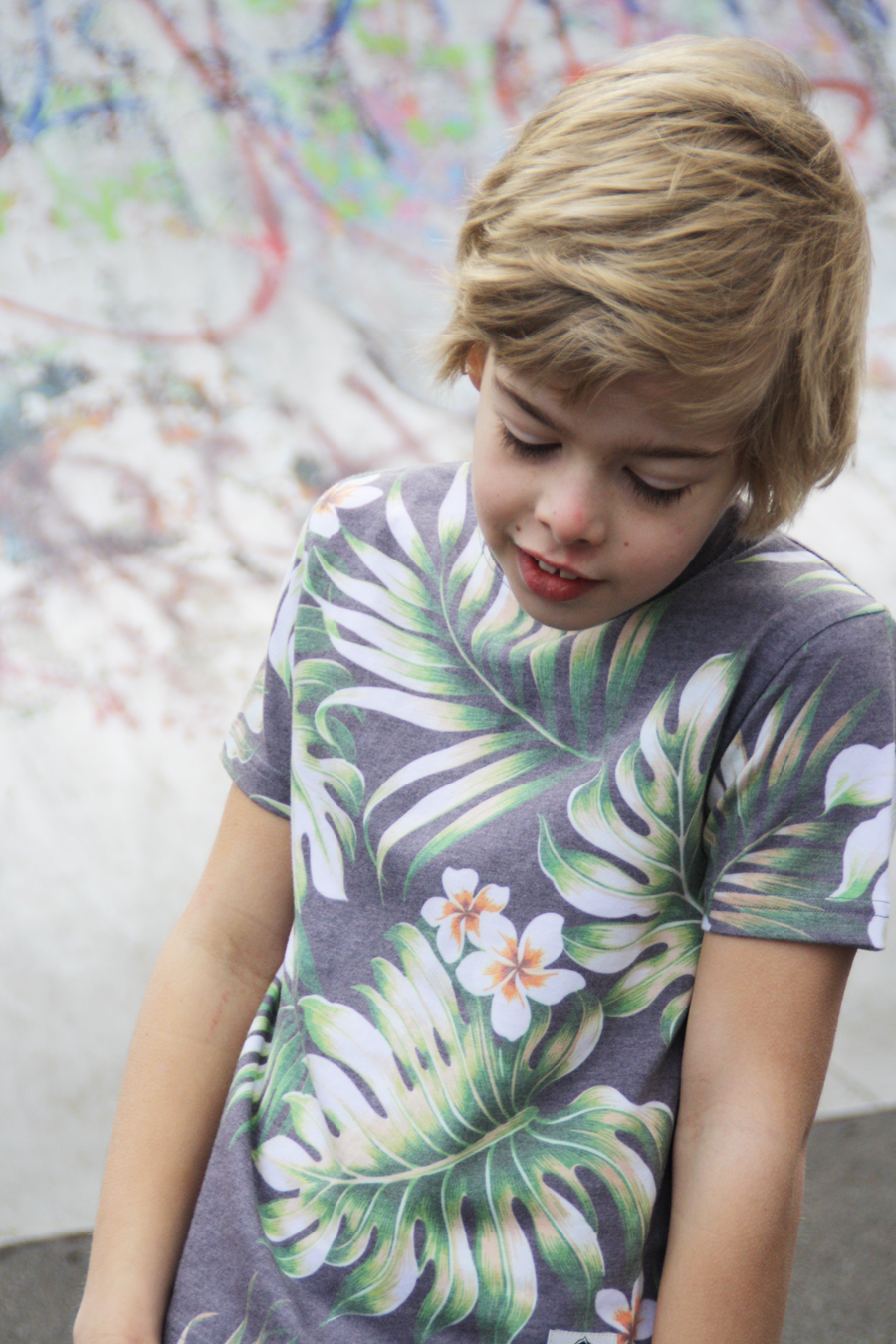 Penfield t-shirts, floral print trend kindermode, penfield kinderkleding, penfield kids