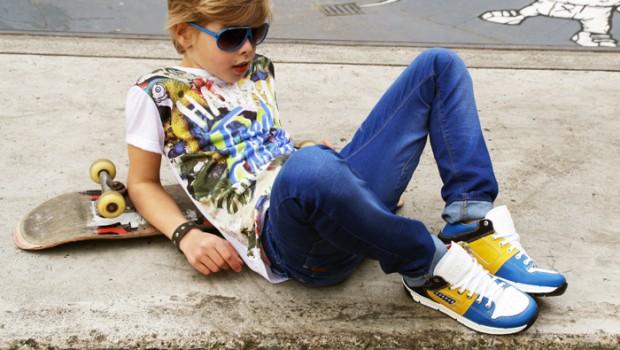 Red Rag sneakers, red rag jongensschoenen, red rag schoenen 2015, stoere sneakers voor jongens
