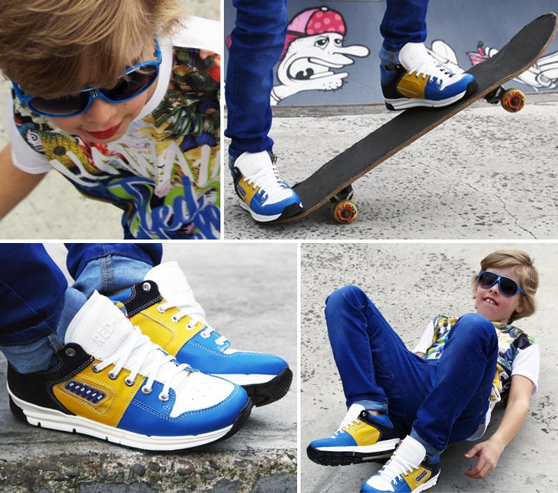 Red Rag sneakers, red rag kinderschoenen zomer 2015, stoere jongens sneakers, boyslabel, schoenentest Red Rag, review kindersneakers
