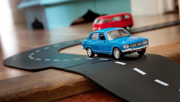 Flexibele autobaan waytoplay speelgoed boyslabel for Poppenhuis kind 2 jaar