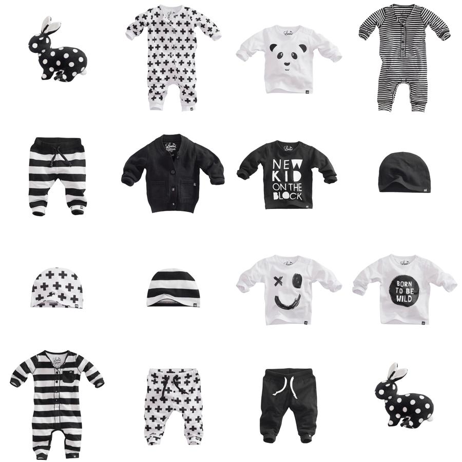 , Z8 babykleding zomer 2105, Z8 zwart wit collectie, Z8 babykleding ...