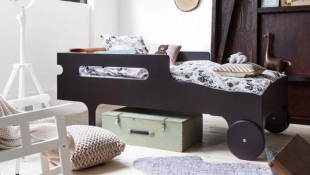 Tom en lilly origineel voor de babykamer en kinderkamer - Bed voor kleine jongen ...