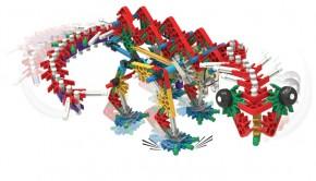 K'NEXosaurus REX, knex winactie, k nexosaurus rex, knex speelgoed, k'nex speelgoed