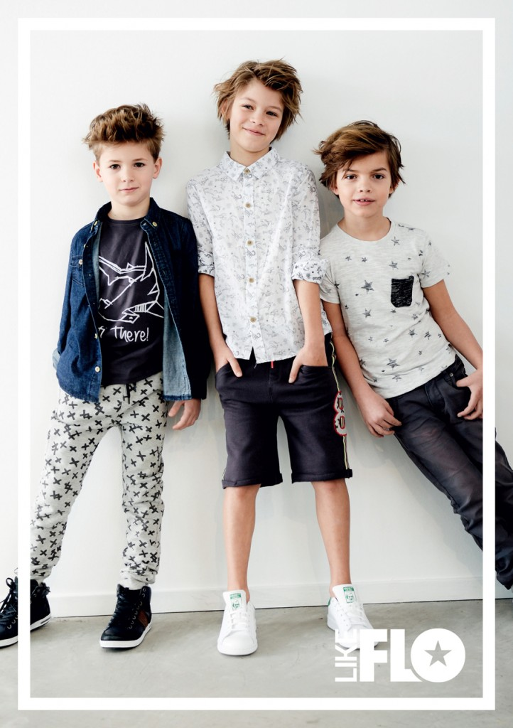 Like Flo jongenskleding, Like Flo Boys, dress like flo, hippe jongenskleding, boyslabel