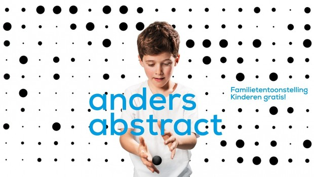 anders abstract, familie tentoonstelling, uittip leuk voor kinderen