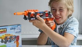 KNEX K-force, constructie speelgoed, nieuw speelgoed, leuk voor jongens, jongensspeelgoed