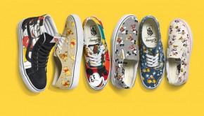 Vans Disney collectie, Vans disney schoenen