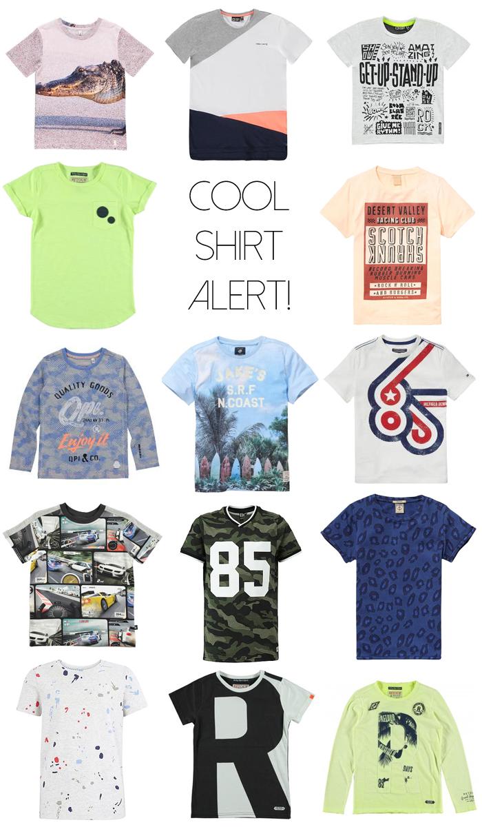 tshirts voor jongens, jongenskleding, zomerkleding jongens