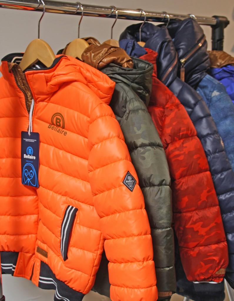 BEllaire winterjassen 2015-2016, jongens winterjassen, jongenskleding, nieuwe collectie winterjassen jongens