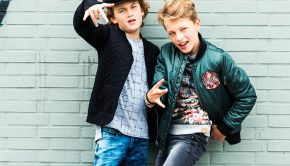 Indian Blue Jeans wintercollectie, Indian Bleu Jeans nieuwe collectie, stoere jongenskleding, denim boys, boyslabel