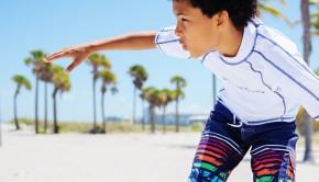 snapperrock, uv beschermende zwemkleding, uv zwemkleding voor kinderen