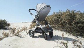 STOKKE kinderwagen, stokke review boyslabel, babylabel, girlslabel, hippe kinderwagen