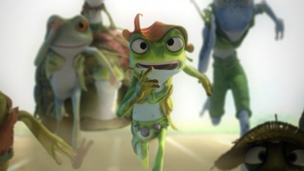 Freddie de Kikker animatiefilm