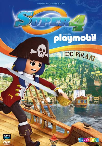 Playmobi super 4, playmobil super 4 dvd, playmobil super 4 winactie