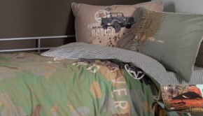 stoere legerkamer, camouflage kamer, kinderkamers, damai-earth-saver-dekbedovertrek,