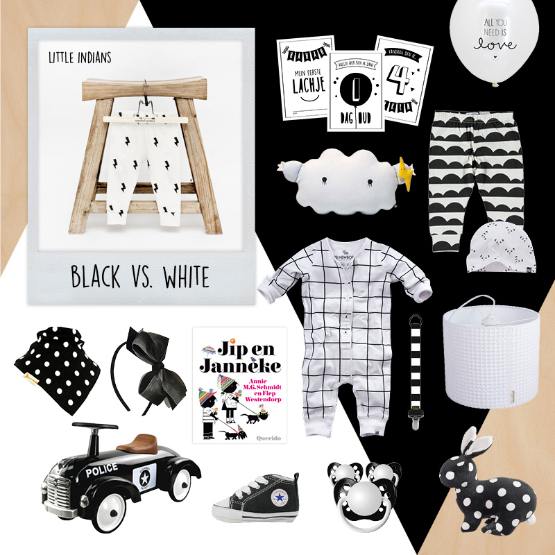 BABYLABEL-Baby-collages-Black-White-hippe-kraamcadeautjes-2