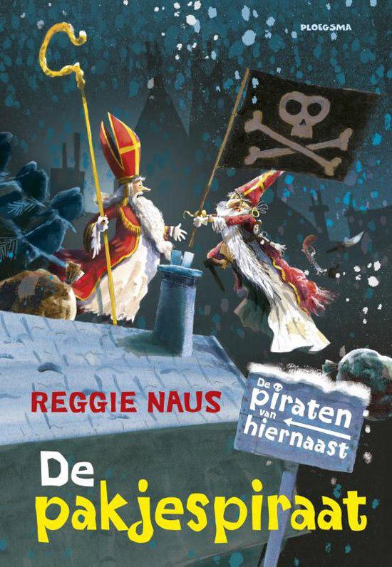 De pakjespiraat, de piraten van hiernaast, kinderboek, sinterklaasboek_