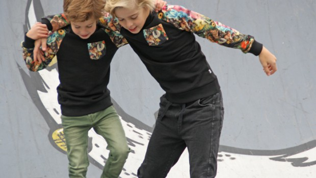 The Future is ours, stoere jongenskleding, review kindermode boyslabel