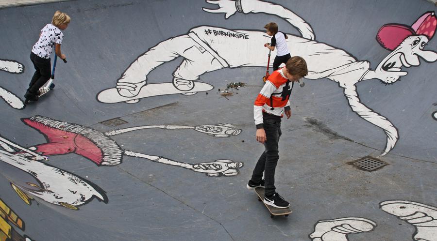 The Future is ours, stoere jongenskleding, skate kleding, boyslabel