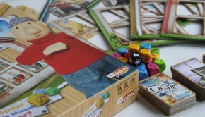 buurman en buurman spel, buurman en buurman bordspel