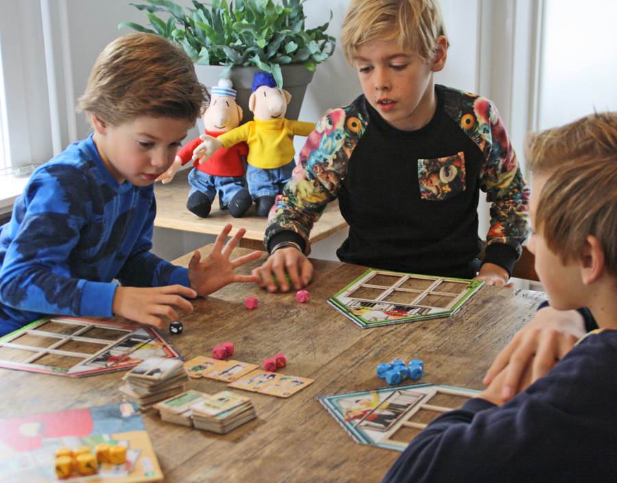 buurman en buurman spel, buurman en buurman bordspel, review boyslabel