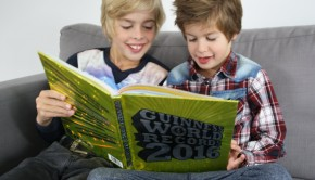 guinness world records 2016, wereldrecord boek, boyslabel