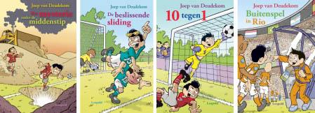 joep van deudekom kinderboeken