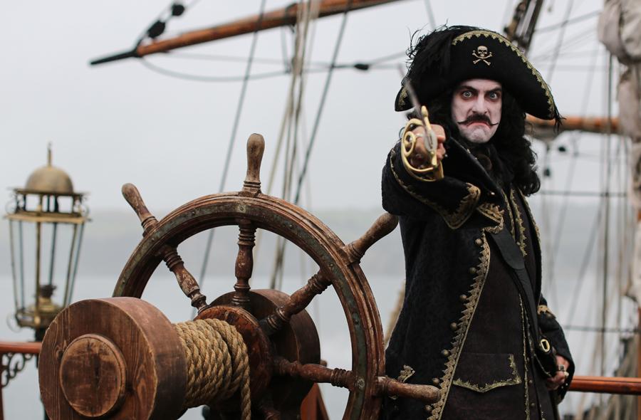 Kapitein Sabeltand