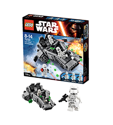 LEGO Star Wars First Order Snowspeeder, LEGO starwars
