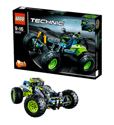 LEGO technic off-roader, niewste lego speelgoed