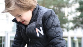 Noppies kinderkleding, noppies jas, jongens winterjas