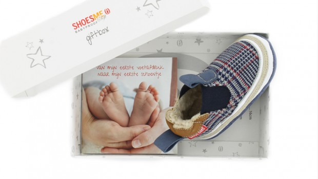 Shoesme babyslofjes, Babyproof Soft Giftbox