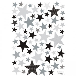 lilipinso-muurstickers-sterren-superstar-grey-remix