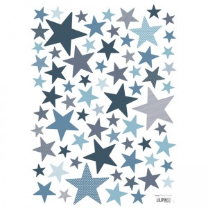lilipinso-muurstickers-sterren-superstar-stone-blue