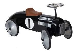 loopauto zwart