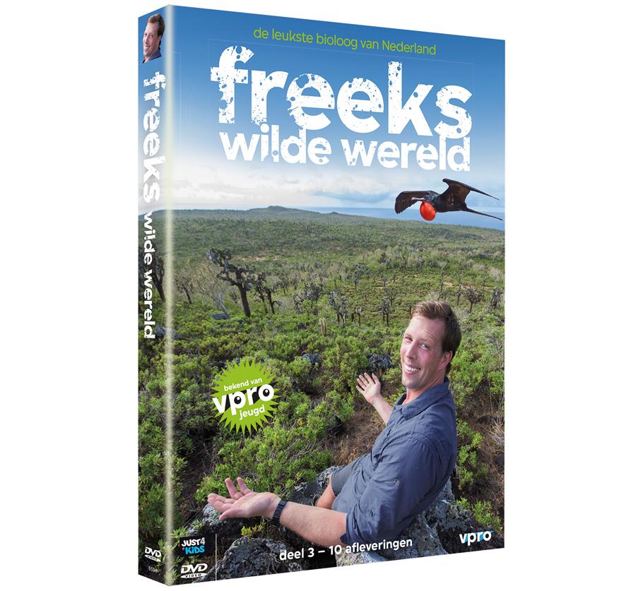 FreeksWildeWereld, Freek Vonk winactie