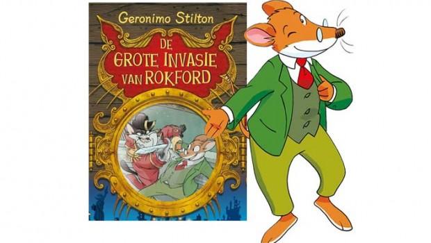 Geronimo Stilton boeken, winactie