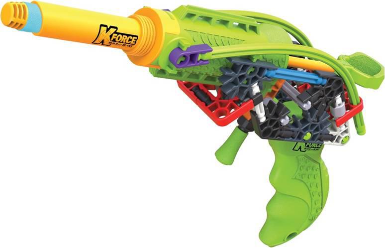 K-FORCE, knex, speelgoed