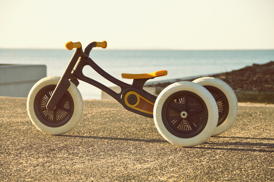 Wishbone bike, stoere loopfiets