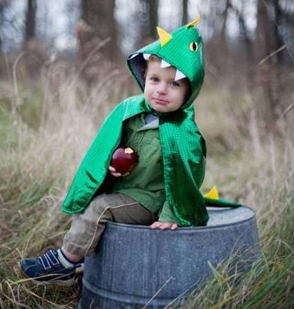 great-pretenders-draak, carnaval verkleedkleding,kinderen